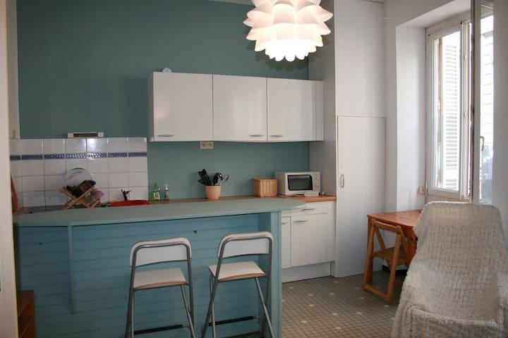 Public Garden B&B ( 28m2 flat) - Bordeaux - Wohnung