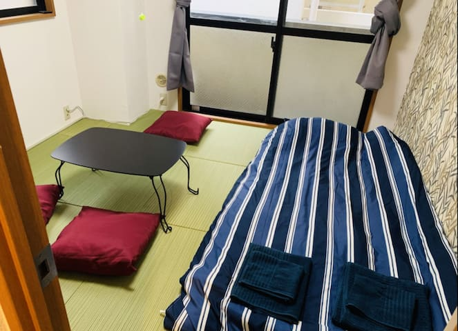 Uhome Funabashi Apartment 402