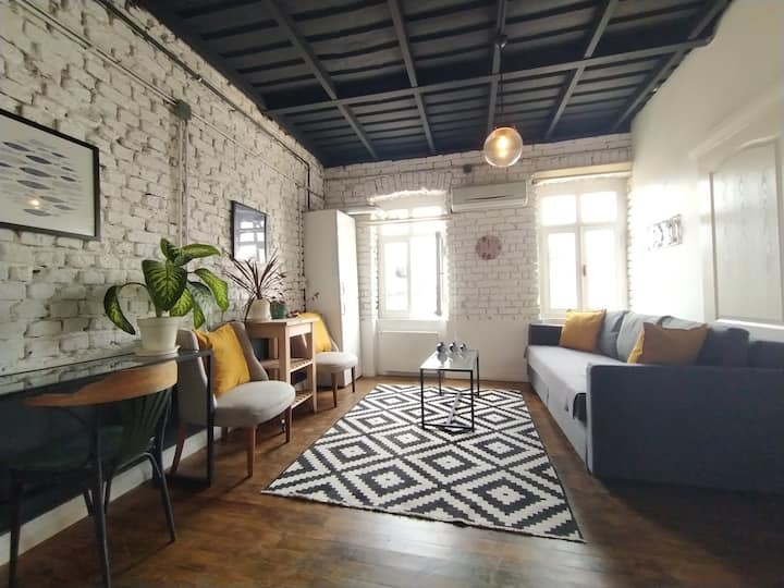 Historical Comfy Flat in Taksim - 41