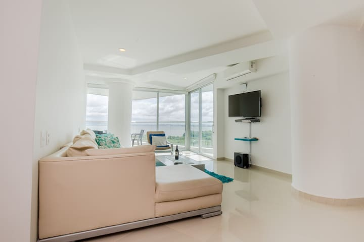 Deluxe 2 Bedroom Morros Cartagena