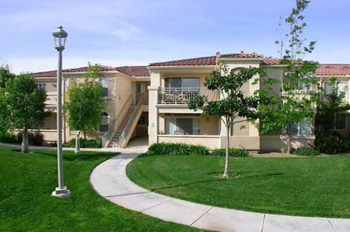 Private Bed and bath available in gated community