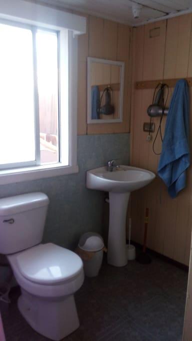 sala de baño