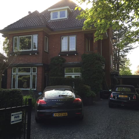 Villa with pool near Amsterdam - Heemstede
