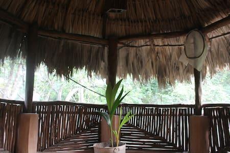 Tree house bungalow - Tulum