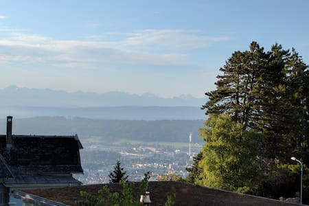 Idylle mit Aussicht - A room with a view