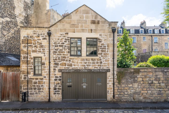 J Jones Mews – stunning 1 bed mews house