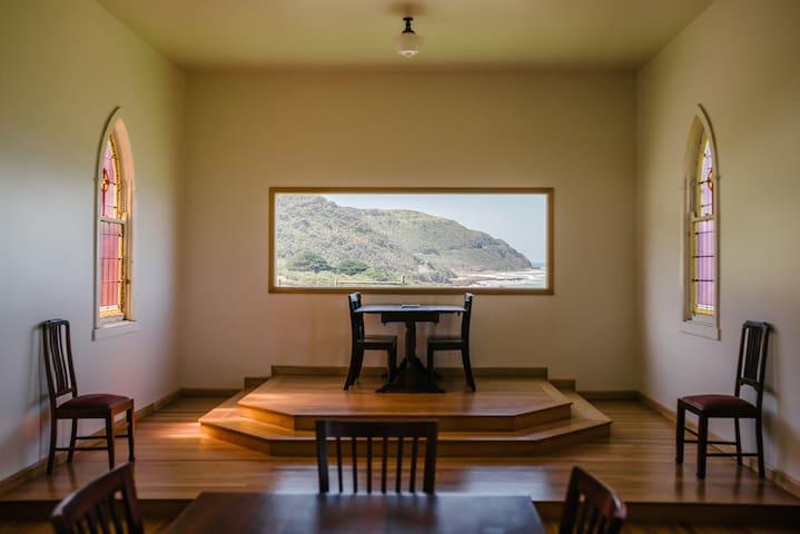 Seacroft Chapel - Luxury with Amazing Ocean Views