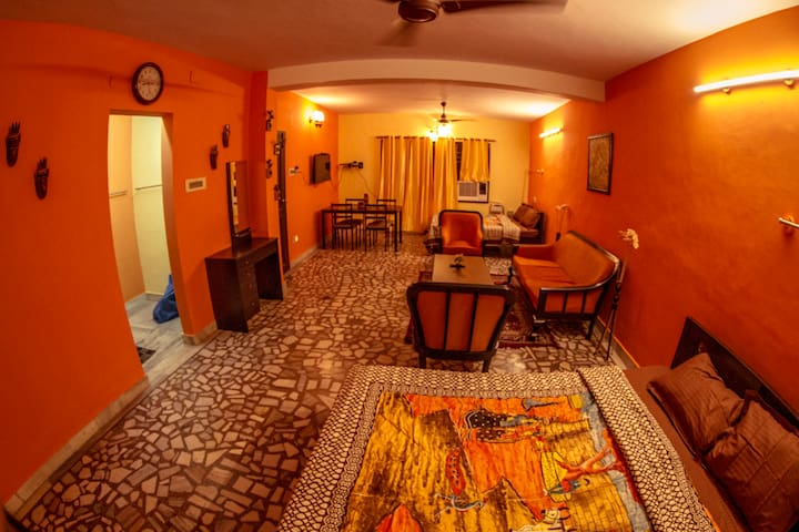 The Orange Bay Suite