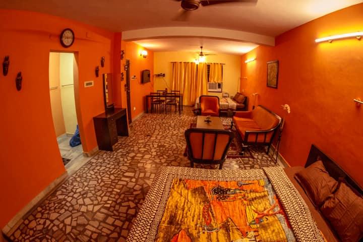 The Orange Bay Suite