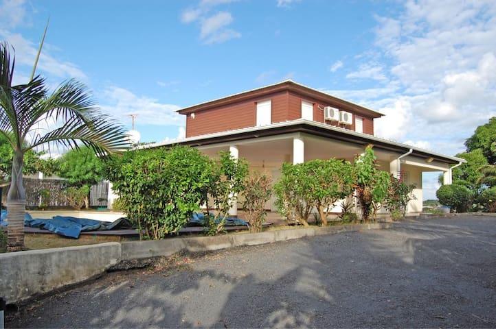 Villa Hibiscus, chambre 3