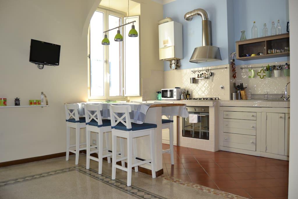 Casa gerace ampio apt roma termini porta maggiore - Via di porta maggiore 51 roma ...