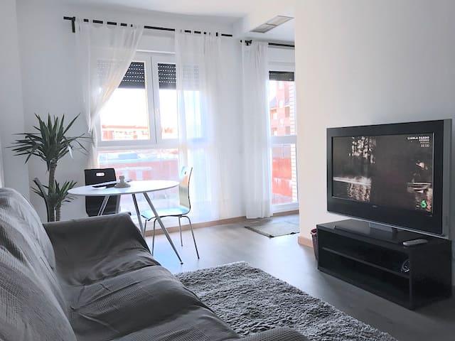 C2 1 Apartamento nuevo, muy luminoso+garaje opcion