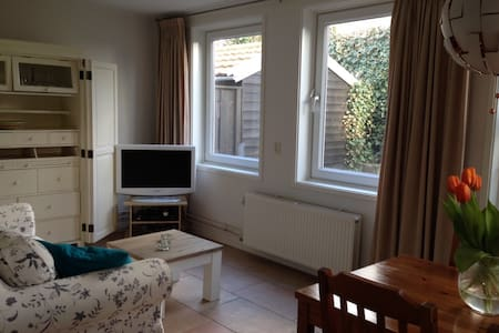 Privat summerhouse, 1 min from the beach - Zandvoort - Stuga