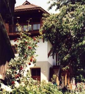 "Landhauswohnung im ""Saustall"" - 4 Personen"