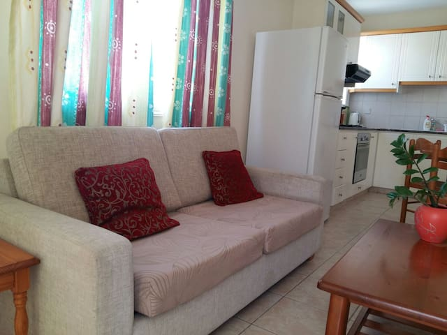 1 bedroom  flat near central Paphos