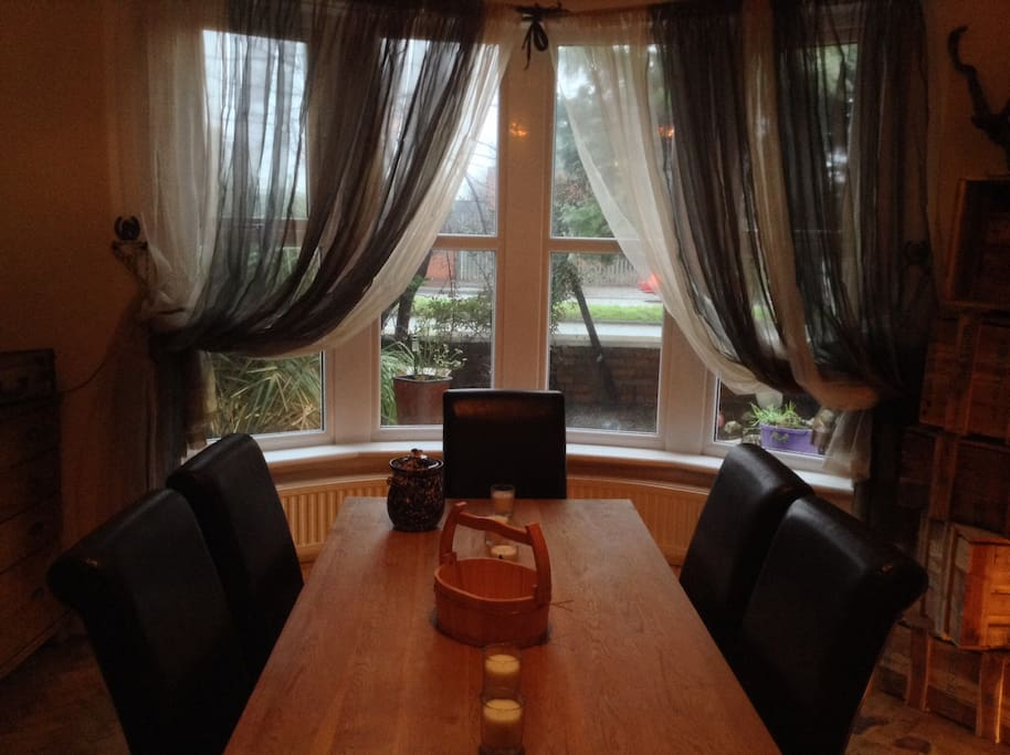 Guests Dinning room