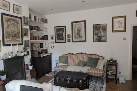 Victorian flat in Stratford, East London