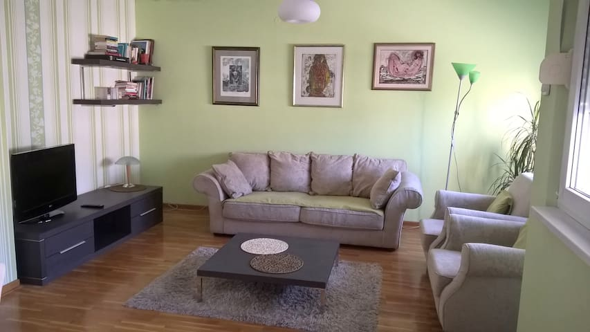 Sunflower Garden Beograd Apartment