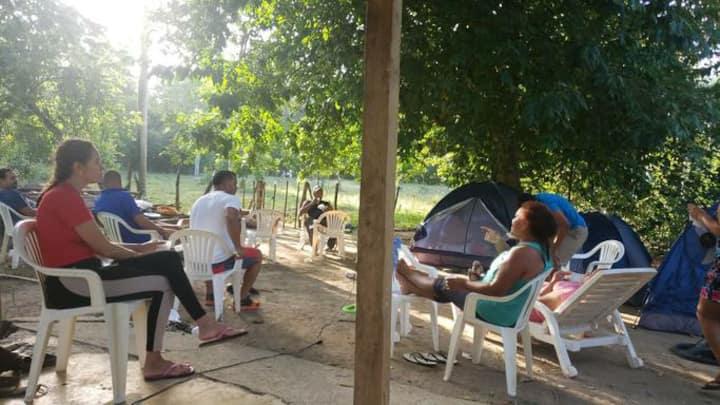 Espacio para Acampar o Campamentos  FINCA SAN LUIS