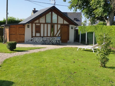 Petite maison charmante à la campagne