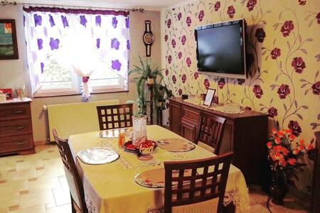 Emily's place- 2 pokojowe mieszkanie.