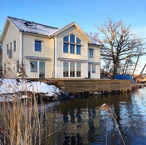 Villa 210 kvm Ekerö