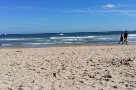 Moffat's Cottage - near beaches, sleeps 4 - Beadnell - Ház
