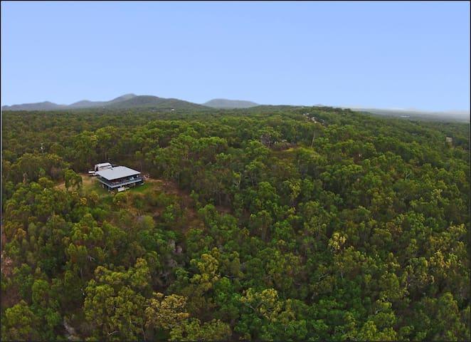 Birdsong Ridge - where nature meets the ocean.