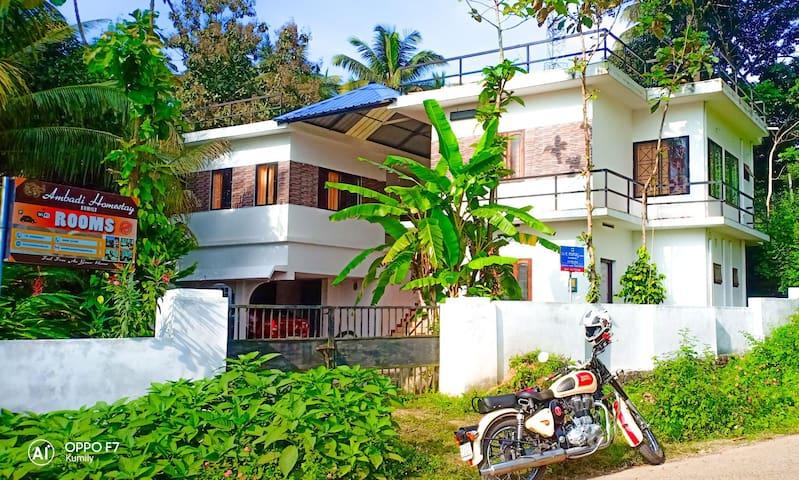 Ambady Plantation Residency