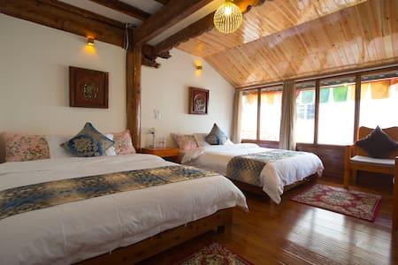 Shangri-la Namcha Bhawa - 2 Separate Rooms Package