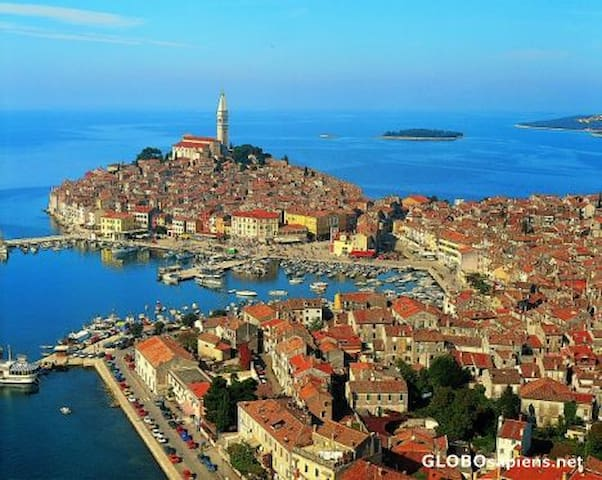 25 km from Rovinj