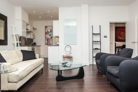 Stunning & Trendy 1BD with Patio Area in E1 - Lontoo