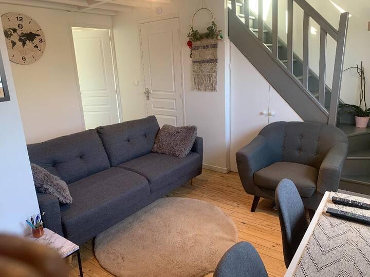 Appartement très propre, agréable, et bien équipé