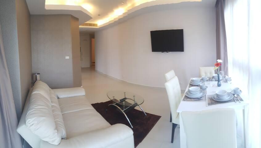 1 Bedroom at Cosy Beach View Condominium Official