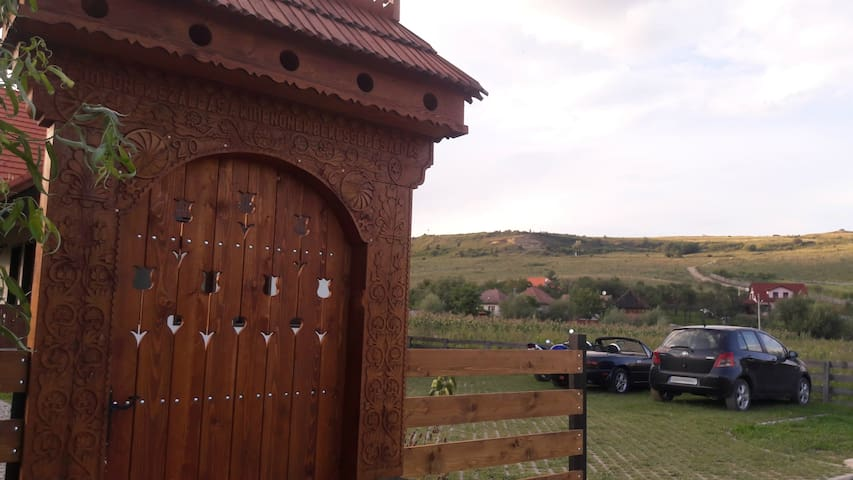 Csutora guesthouse- In Middle of Transylvania - Odorheiu Secuiesc - Guesthouse