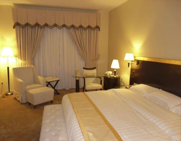 Al Maha Residence - Executive Rooms