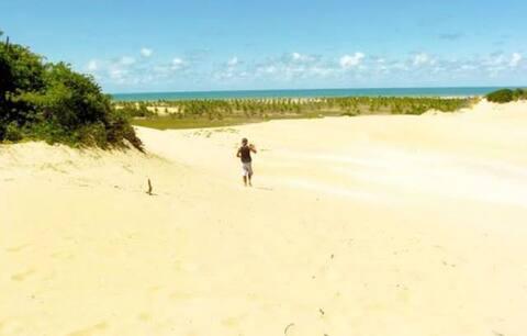 Casa  temporada  paraíso Sergipe - Lagoa redonda