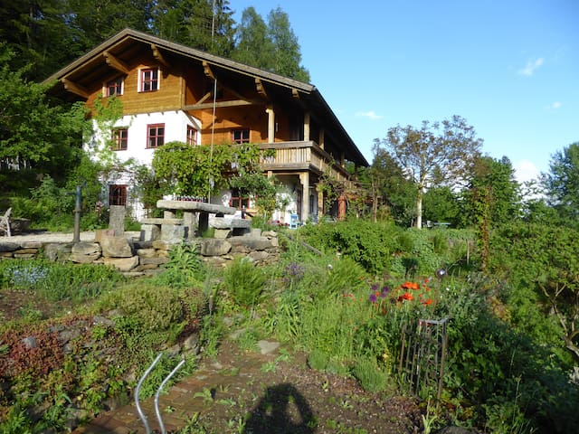 Bed & Breakfast am Nationalpark - Spiegelau - Penzion (B&B)