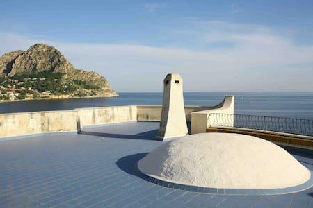 Una terrazza sul mare! - Santa Flavia