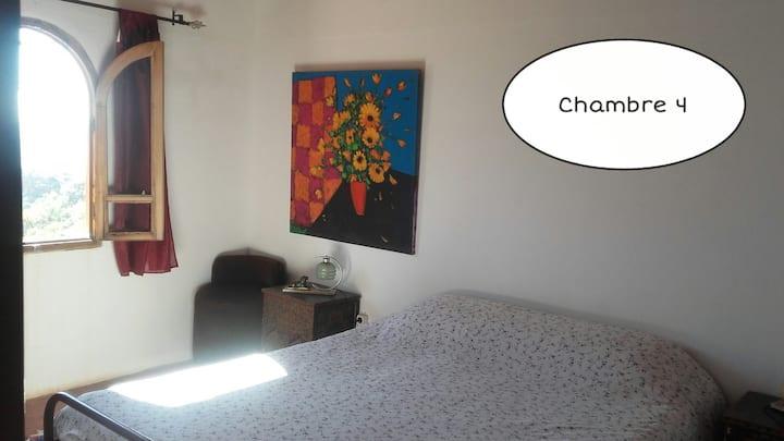 4/ Gite Village Paradise Valley - Chambre 4