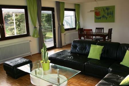 Ferienhaus am Schloss  Bad Harzburg bis 4Personen - Bad Harzburg - Σπίτι