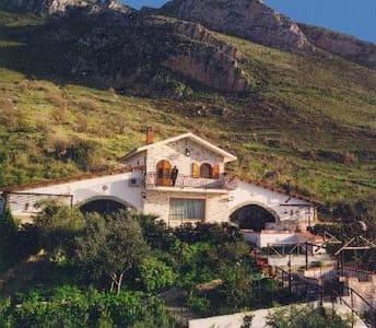 VILLA ROMITA /Villa rustica mare-monti - Castellammare del Golfo - Villa
