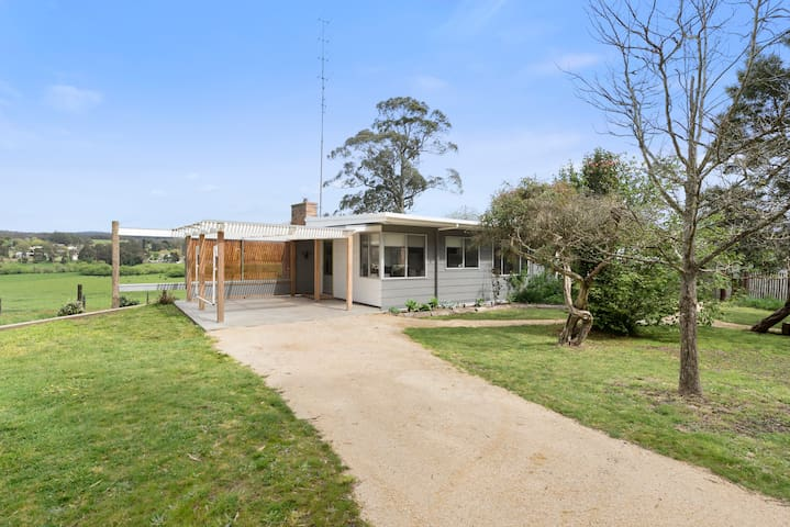 Yaugher Vue Cottage - Forrest - Casa