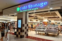 Supermarket Cold Storage