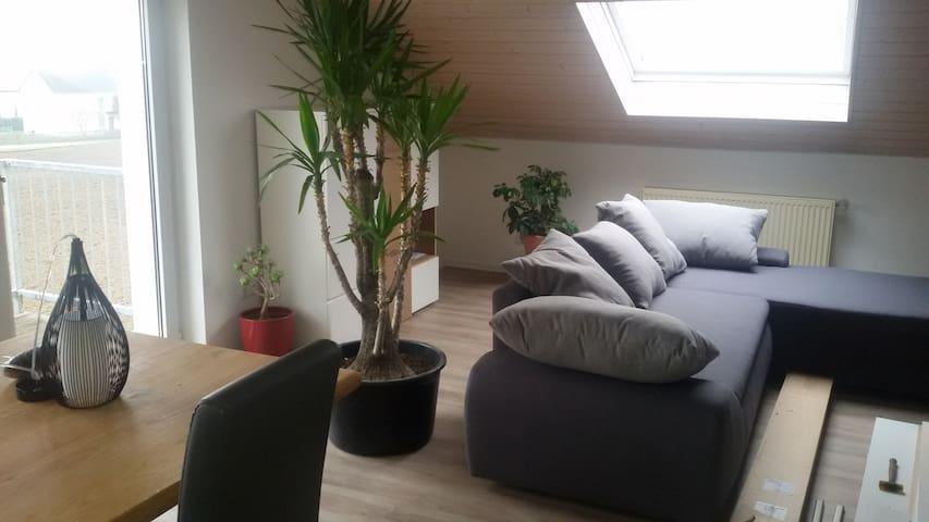 110 m² Top Monteur-/Urlauberwohnung in Feldkirchen - Ingolstadt - Apartamento