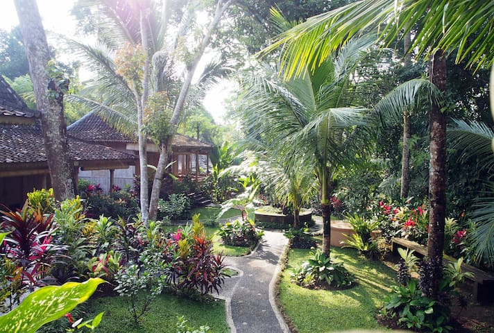 Сomfortable villa on the outskirts of the jungle - Ubud - Cabin