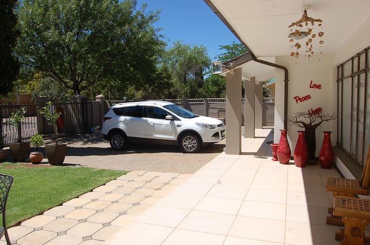 Cozy Cottage in Bloemfontein