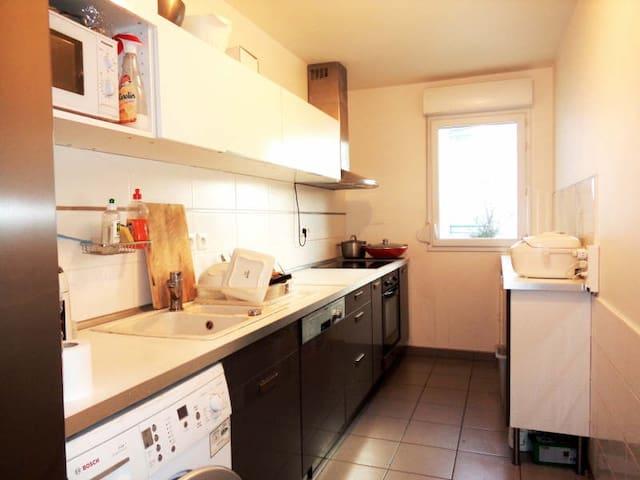 appartement near Paris, Enghien les bains