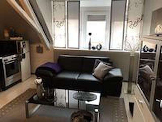 Moderne Stylische Ferienwohnung in Bocholt