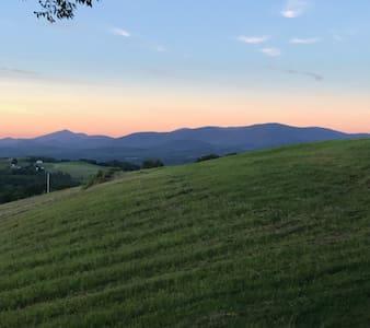 Vermont Mountain View Serenity